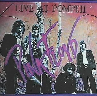 RoIO CD: Live At Pompeii